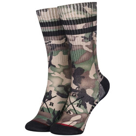 Loose Riders Technical Socks camo forest